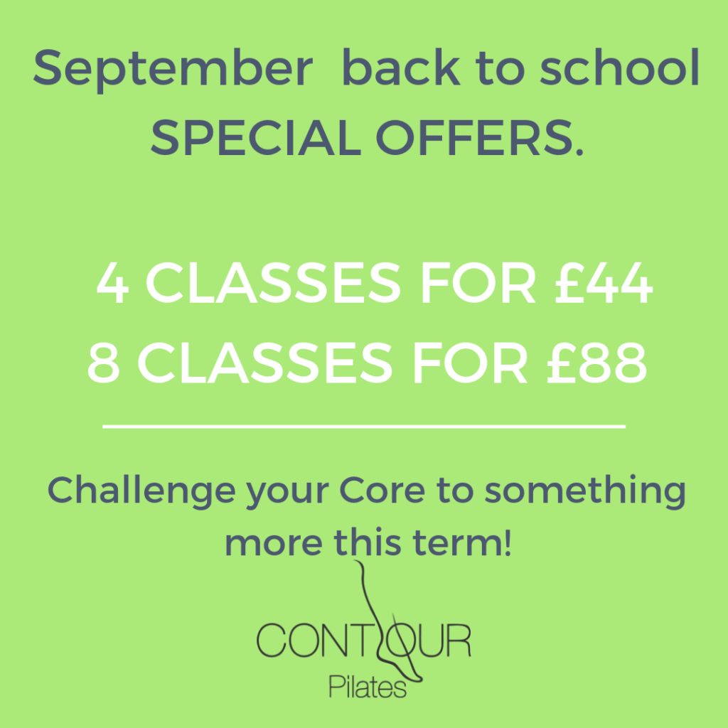 September back to school offer
