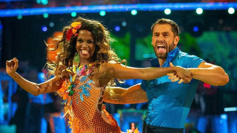 Strictly Boy Celebs Getting Their Samba On!
